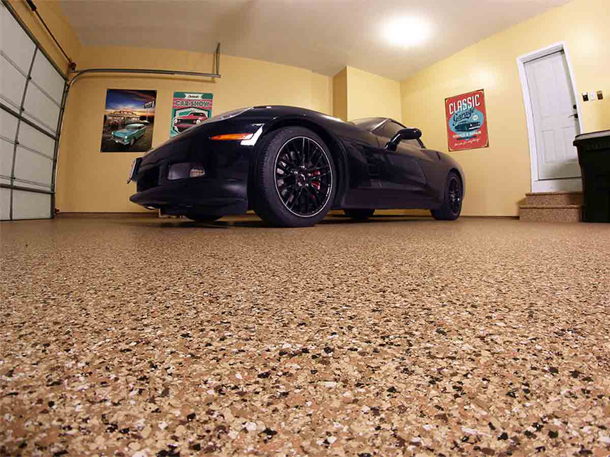 Gilbert Concrete Coatings for Garage Floors